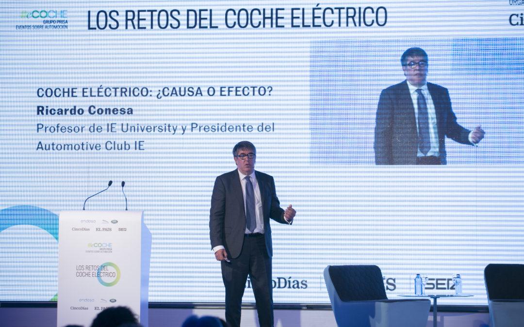 La movilidad eléctrica no consiste en vender coches o electricidad